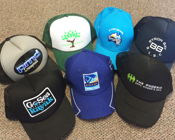 Caps are excellent media to convey your brand or message. PMD Screenprints  can either screen print or embroider promotional caps with your custom ... faed0dc244e